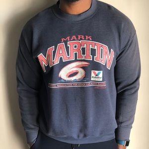Vintage Mark Martin Nascar Sweatshirt